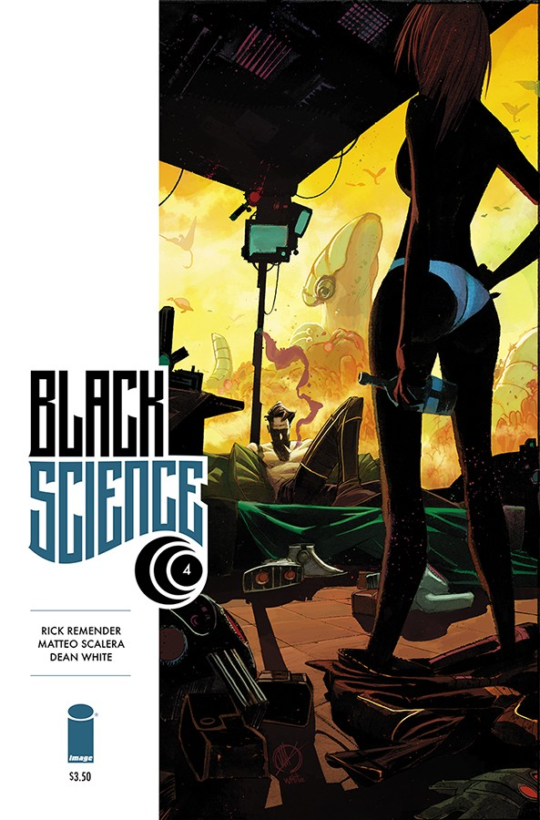 Black Science Vol. 1 #4