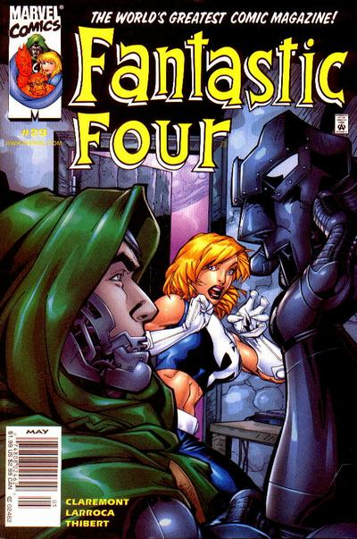 Fantastic Four Vol. 3 #29