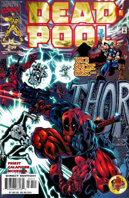 Deadpool Vol. 1 #37