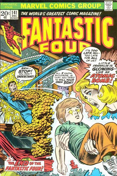 Fantastic Four Vol. 1 #141