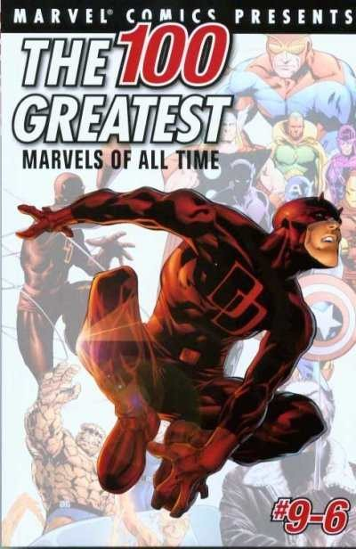 100 Greatest Marvels of All Time Vol. 1 #5