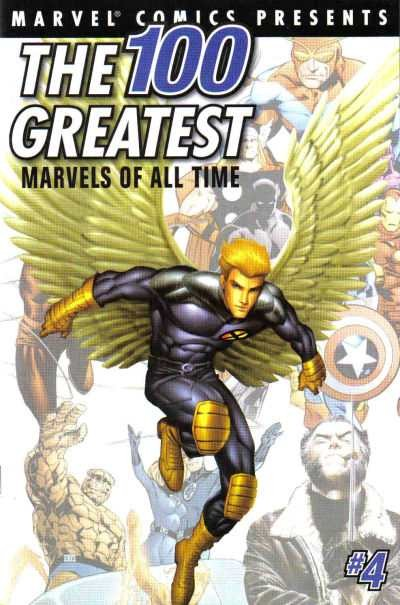 100 Greatest Marvels of All Time Vol. 1 #7
