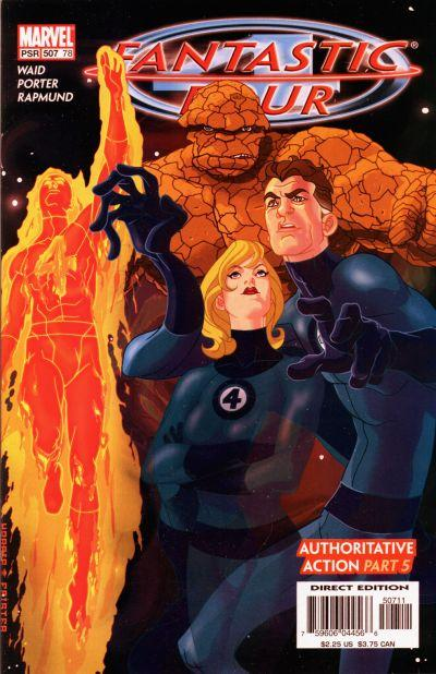 Fantastic Four Vol. 1 #507