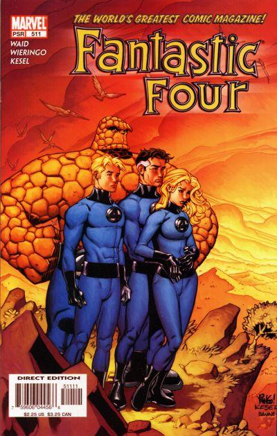 Fantastic Four Vol. 1 #511