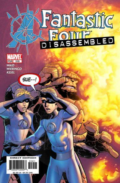 Fantastic Four Vol. 1 #519
