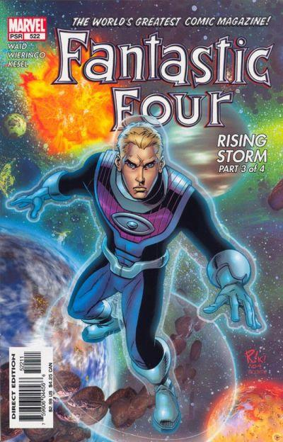 Fantastic Four Vol. 1 #522