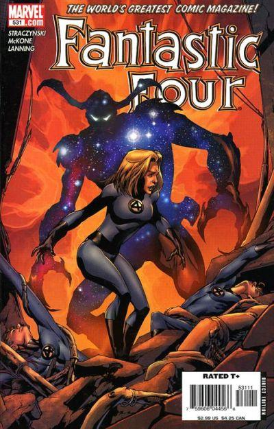 Fantastic Four Vol. 1 #531