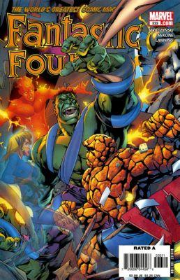 Fantastic Four Vol. 1 #533