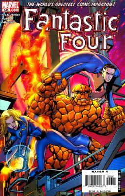Fantastic Four Vol. 1 #535