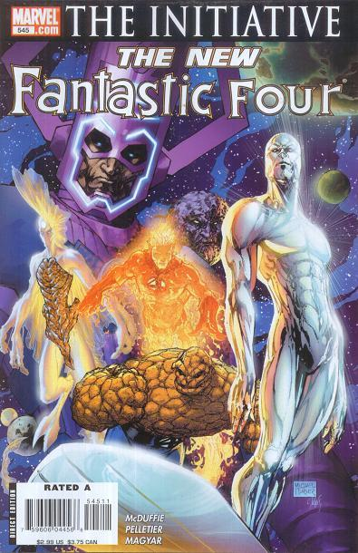 Fantastic Four Vol. 1 #545