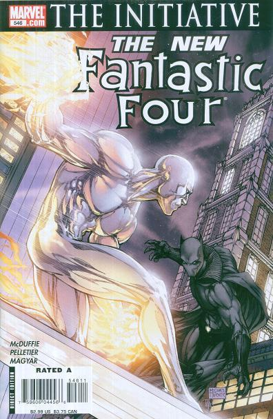 Fantastic Four Vol. 1 #546