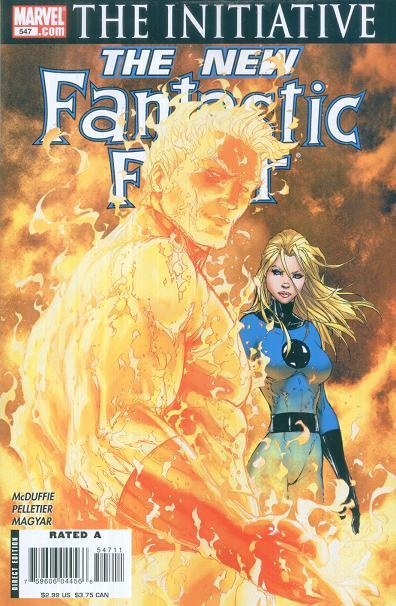 Fantastic Four Vol. 1 #547