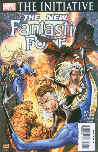Fantastic Four Vol. 1 #548