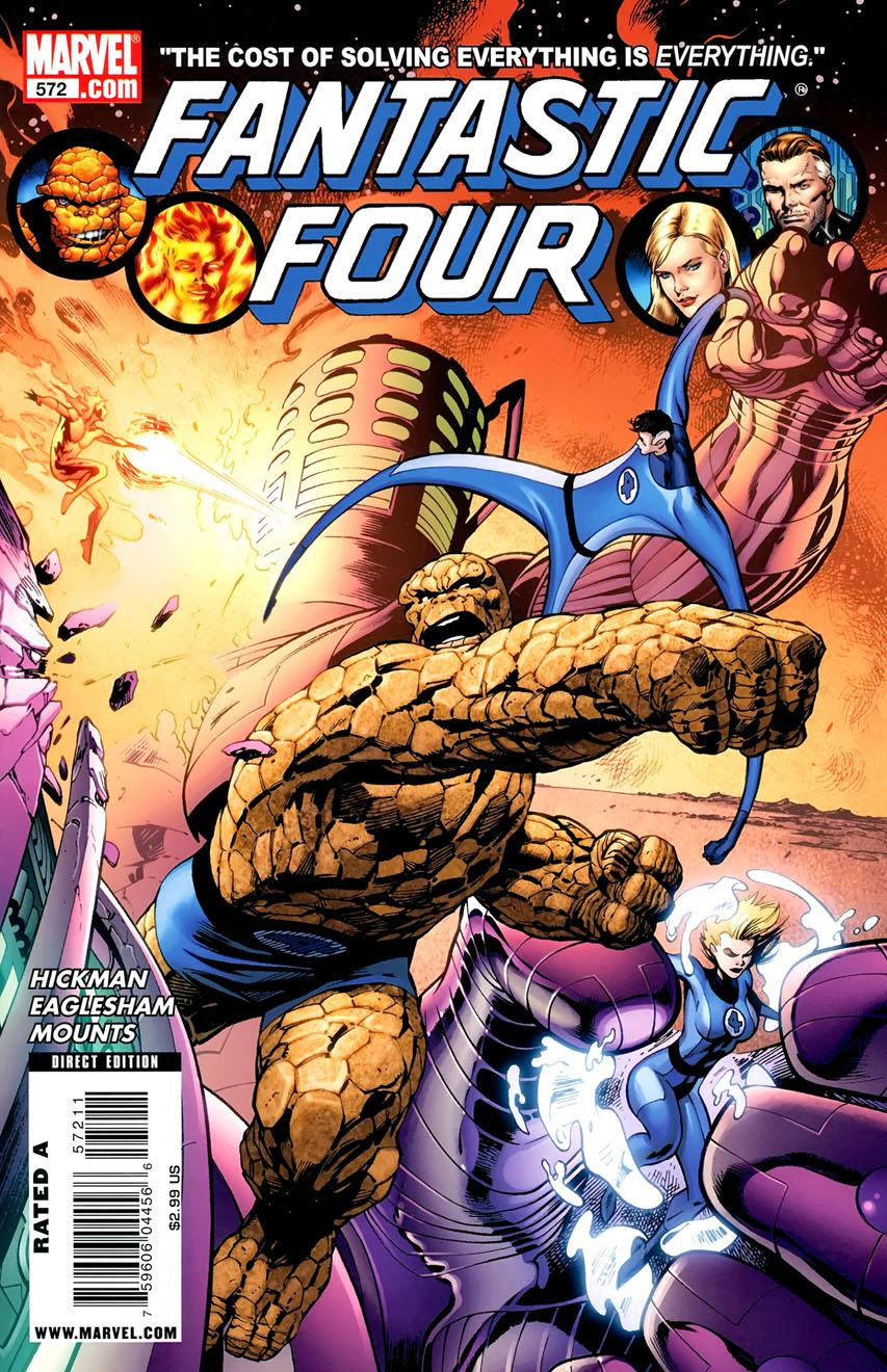 Fantastic Four Vol. 1 #572