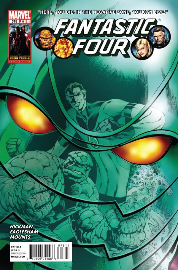Fantastic Four Vol. 1 #578
