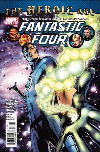 Fantastic Four Vol. 1 #579