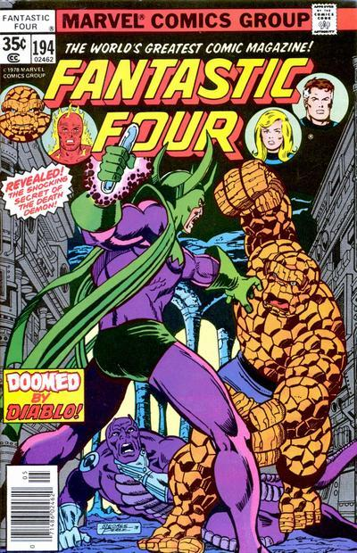 Fantastic Four Vol. 1 #194