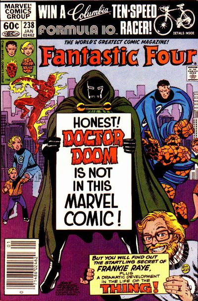Fantastic Four Vol. 1 #238