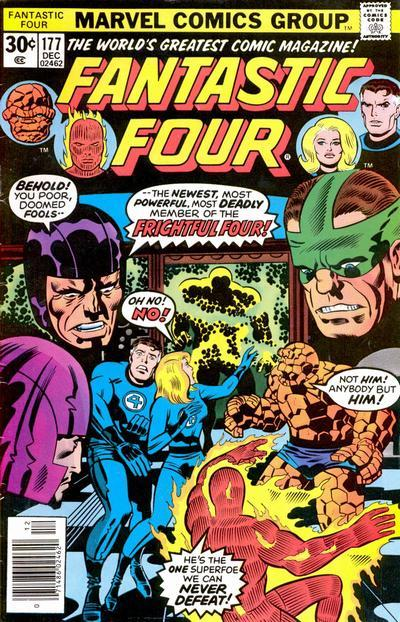 Fantastic Four Vol. 1 #177