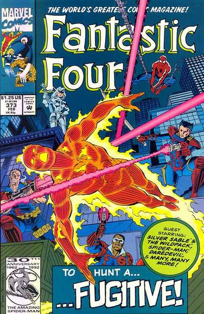 Fantastic Four Vol. 1 #373