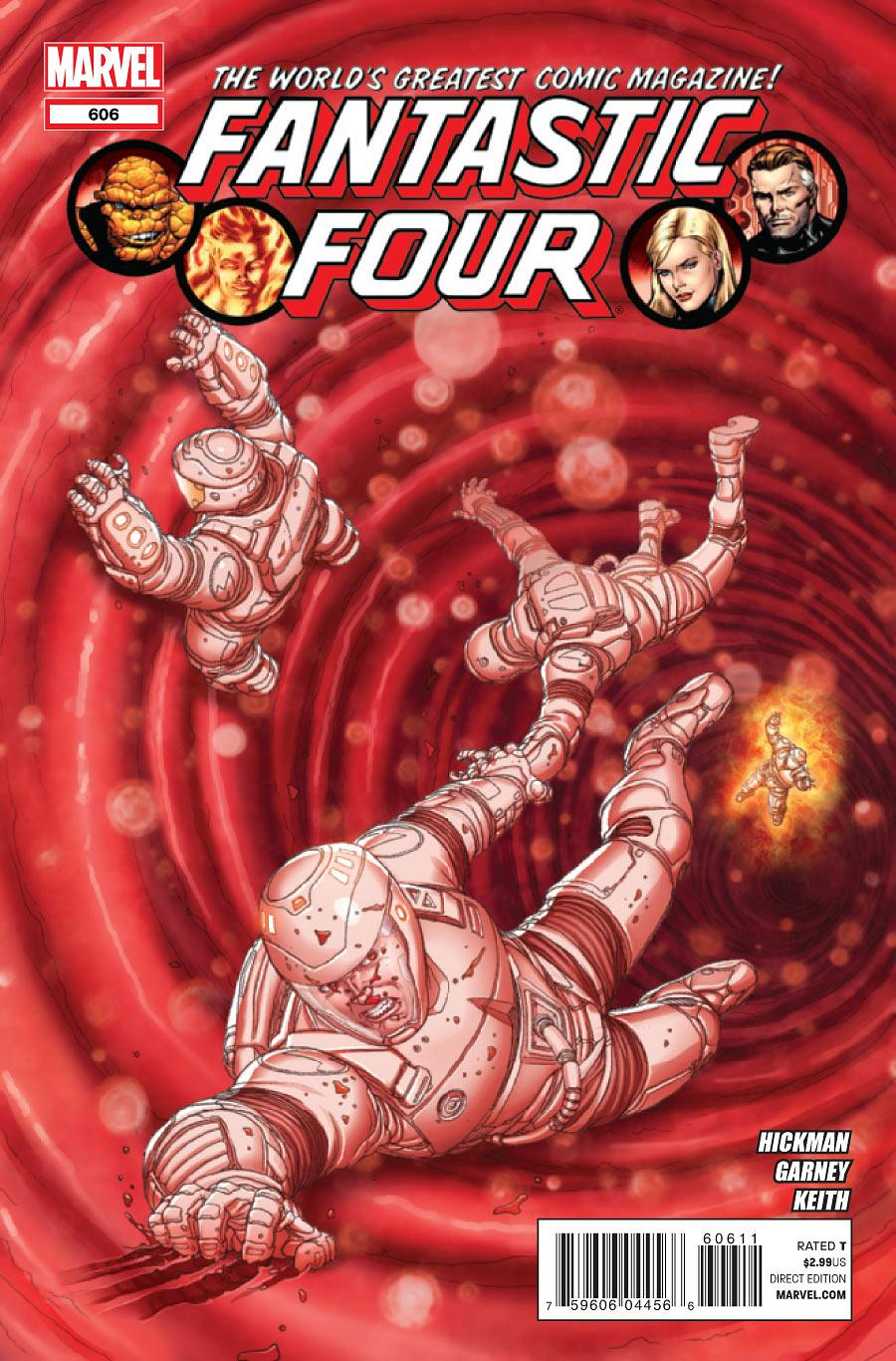 Fantastic Four Vol. 1 #606