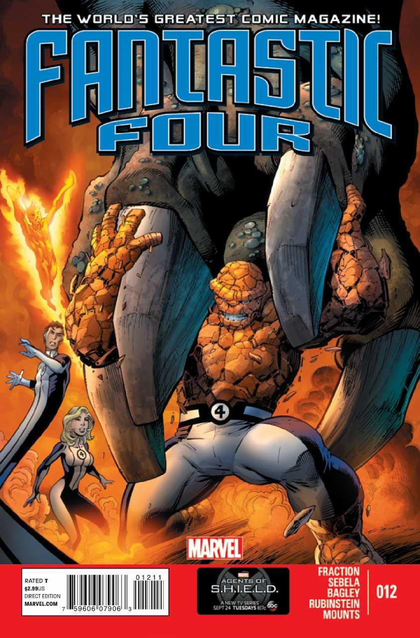 Fantastic Four Vol. 4 #12