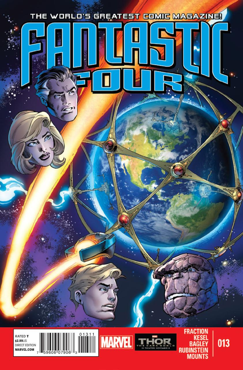 Fantastic Four Vol. 4 #13