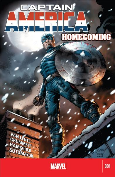Captain America Homecoming Vol. 1 #1