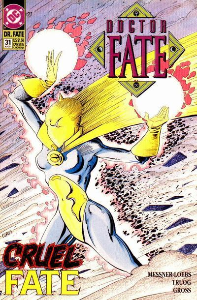 Doctor Fate Vol. 2 #31