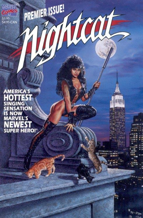 Nightcat Vol. 1 #1