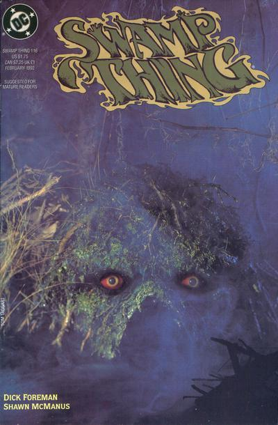 Swamp Thing Vol. 2 #116