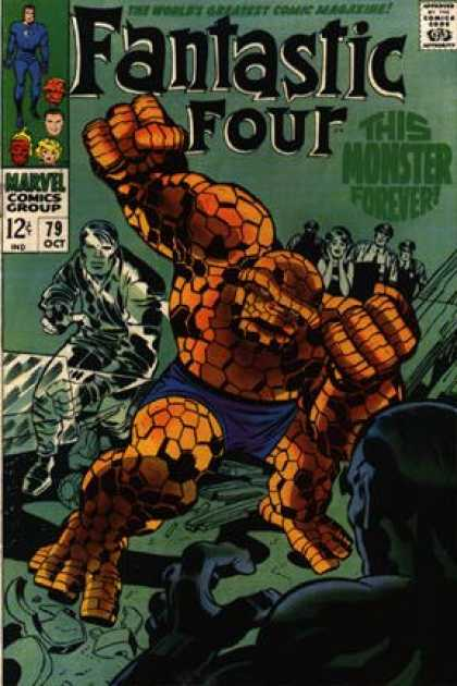 Fantastic Four Vol. 1 #79