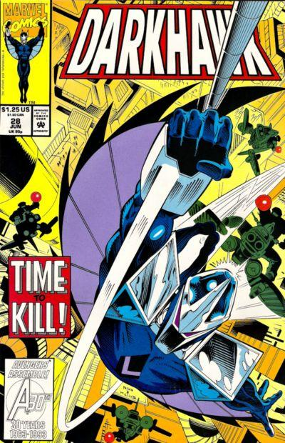 Darkhawk Vol. 1 #28