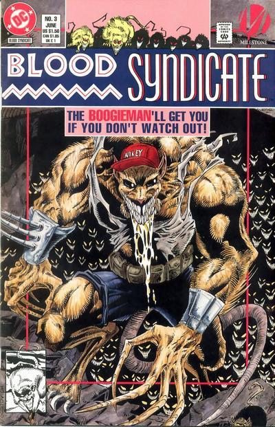 Blood Syndicate Vol. 1 #3