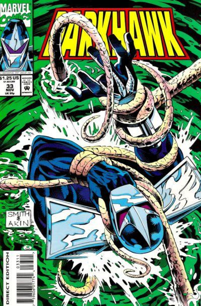Darkhawk Vol. 1 #33