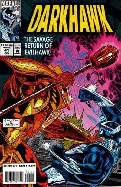 Darkhawk Vol. 1 #41