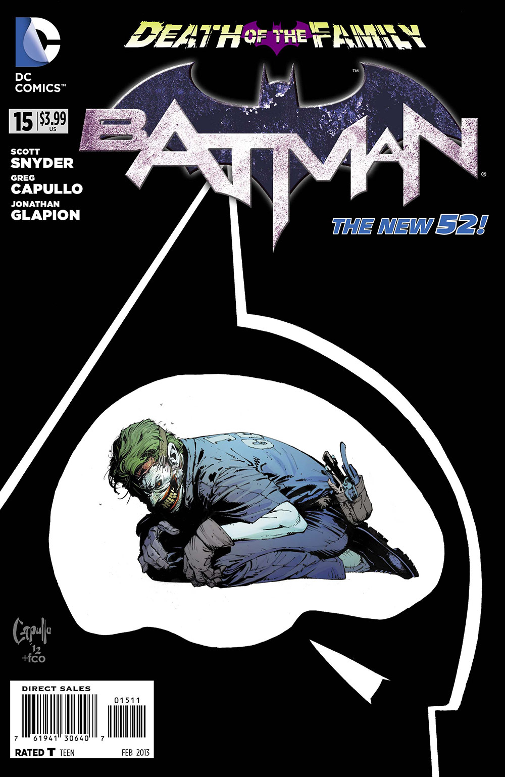 Batman Vol. 2 #15