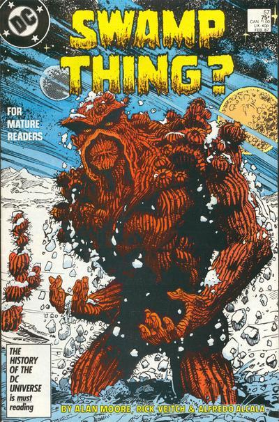 Swamp Thing Vol. 2 #57