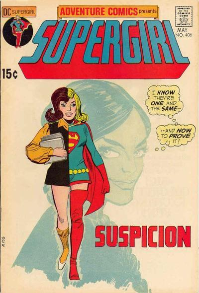 Adventure Comics Vol. 1 #406