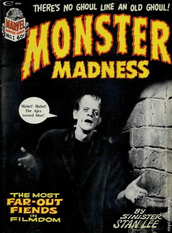 Monster Madness Vol. 1 #1