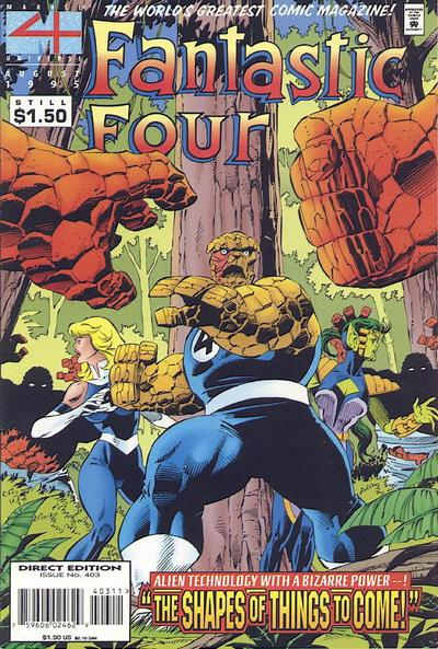 Fantastic Four Vol. 1 #403