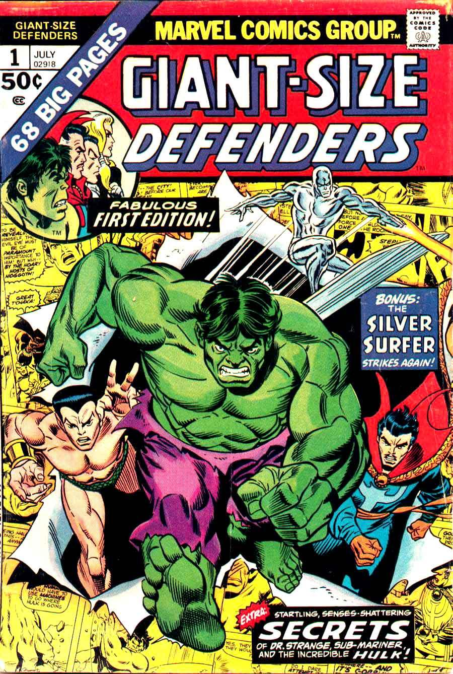Giant-Size Defenders Vol. 1 #1