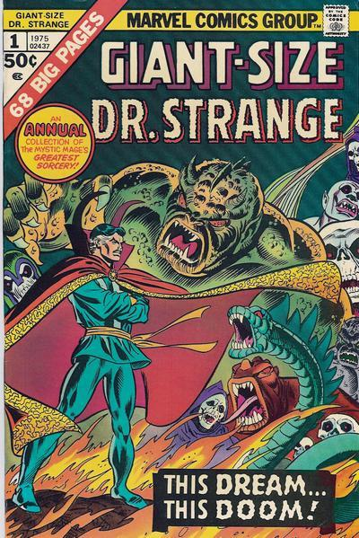 Giant-Size Doctor Strange Vol. 1 #1