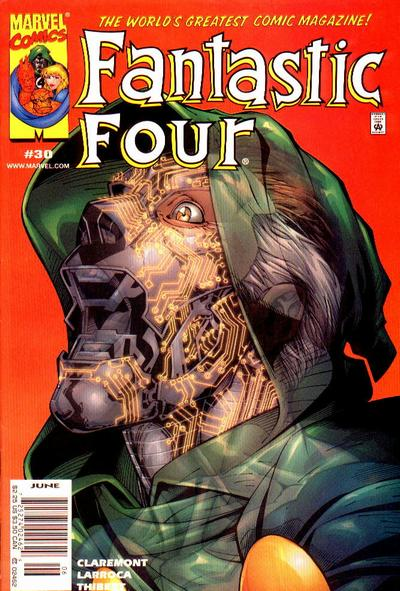 Fantastic Four Vol. 3 #30
