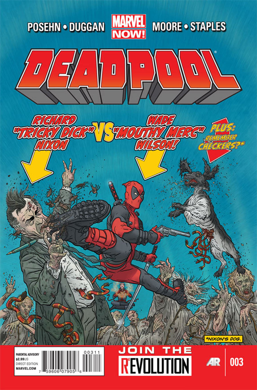 Deadpool Vol. 3 #3