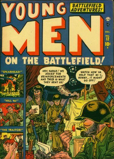 Young Men on the Battlefield Vol. 1 #12
