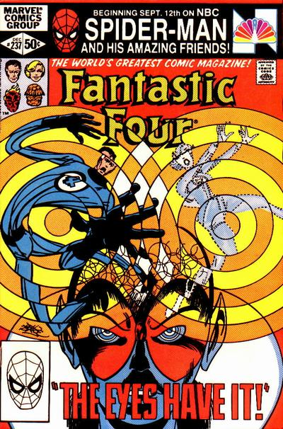 Fantastic Four Vol. 1 #237