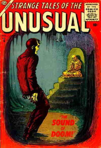 Strange Tales of the Unusual Vol. 1 #6