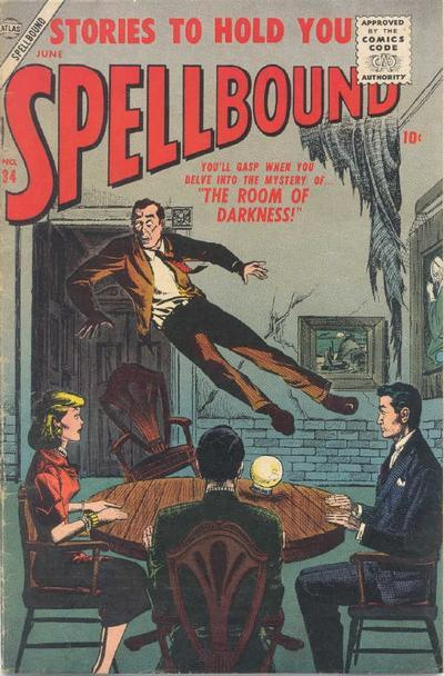 Spellbound Vol. 1 #34