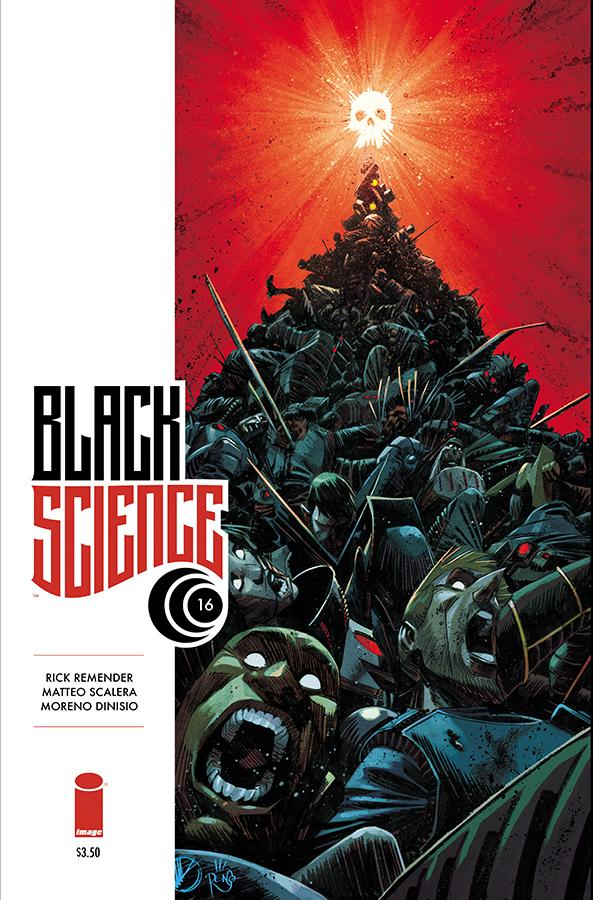 Black Science Vol. 1 #16